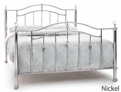 Serene Ashley Metal Bed Frame Discontinued