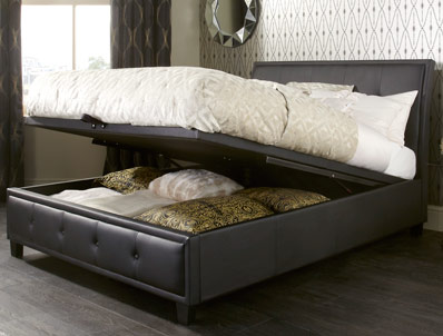 Serene Catania Ottoman Bed Frame Discontinued