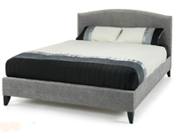Serene Charlotte Fabric Bed Frame