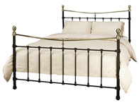 Serene Edwardian II Metal bed Frame