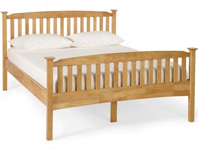 Serene Eleanor High Foot End Bed Frame