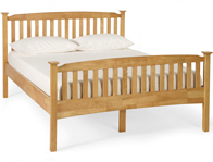 Serene Eleanor High Foot End Bed Frame