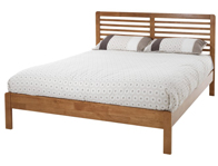 Serene Esther Hardwood Bed Frame