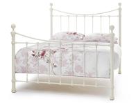 Serene Ethan Victorian Metal Bed Frame