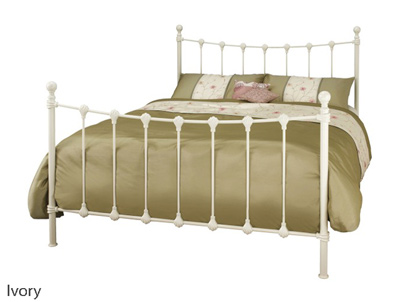 Serene Marseille Metal Bed Frame
