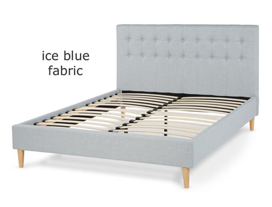 Serene Matilda Fabric Bed Frame Discontinued