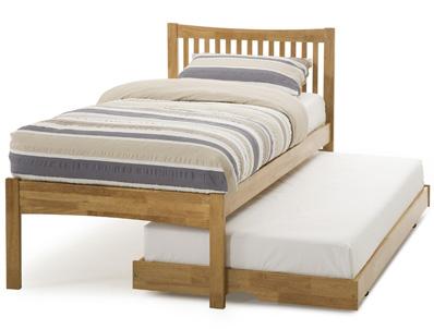 Serene Mya Low End Guest Bed Frame