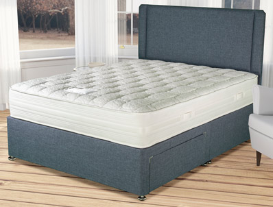 Siesta Amalfi 1500 Pocket & Gel  Bed