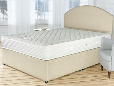 Siesta Aylesbury Firm Coil Spring Divan Bed