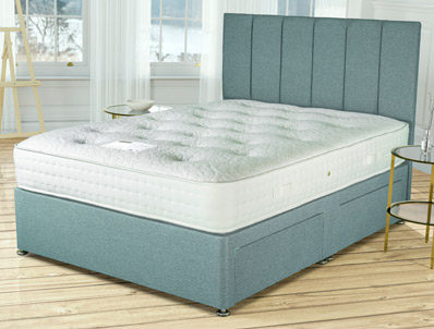 Siesta Beds Dorchester 2000 Pocket Divan Bed
