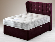 Siesta Clarence 2000 Natural Pocket Bed