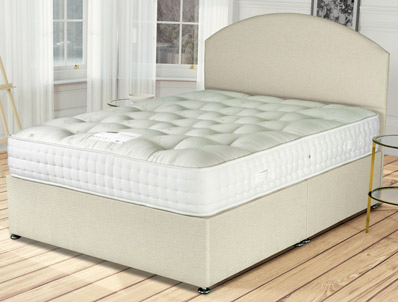 Siesta Connoisseur 1500 Natural Pocket Bed