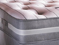 Siesta Countess 2000 Pocket Mattress