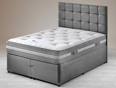 Siesta Elite Ortho  2 Drawer Bed Special Offer