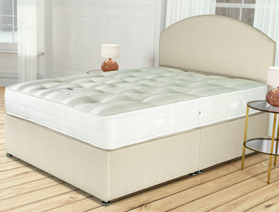 Siesta Emperor 2000 Firm Pocket Divan Bed