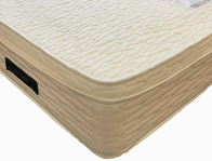 Siesta Sanctuary 1500 Pocket & Memory Mattress
