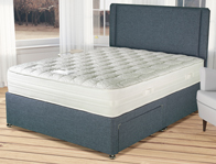Siesta Sorrento 2000 Pocket & Gel  Bed