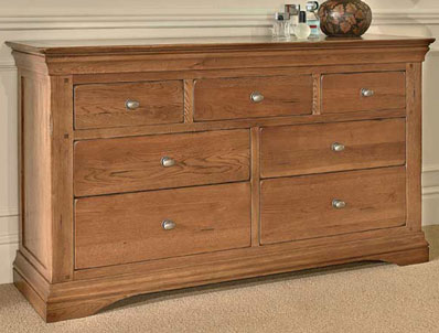 Sleepcraft Phillipe 7 Drawer Multi-Chest