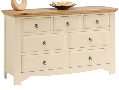 Sleepcraft Wilton 7 Drawer Multichest