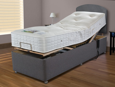 Sleepeezee 1000 Pocket Adjustable Bed
