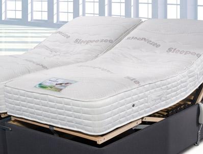 Sleepeezee Cool Comfort 1000 Pocket Adjustable Mattress