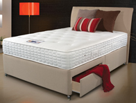 Sleepeezee Cool Sensations 1400 Pocket Bed