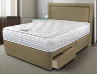 Sleepeezee Cool Sensations 2000 Pocket Bed