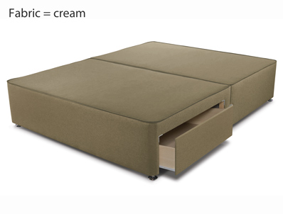 Sleepeezee Deluxe Divan Base Only