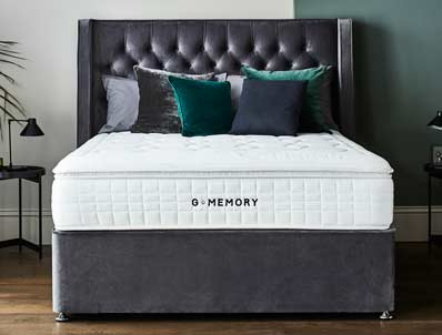 Sleepeezee G3 3200 Pocket Memory Divan Bed