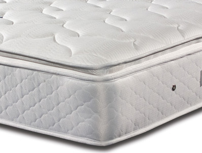 Sleepeezee Memory Comfort 1000 Pillow Top Pocket Mattress