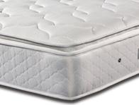Sleepeezee Memory Comfort 1000 Pillow Top Pocket Mattress