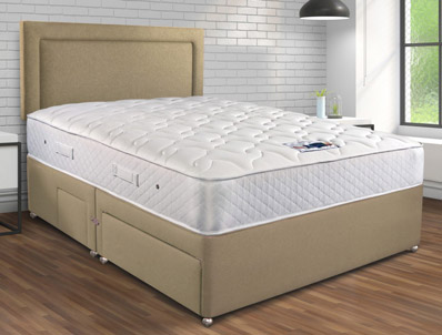 Sleepeezee Memory Comfort 800 Pocket Bed Buy Online At