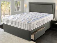 Sleepeezee Naturelle 1200 Pocket Bed