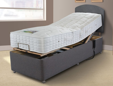 Sleepeezee New Gel Comfort 1000 Pocket Adjustable Bed