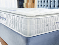 Sleepeezee Poise 3200 Pocket Gel Pillow Top Mattress