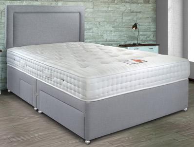 Sleepeezee Ultrafirm 1600 Pocket Divan Bed