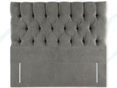 Sleepwell Amethyst Floor Standing Headboard