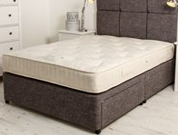 Sleepwell Fabric Divan Base Only