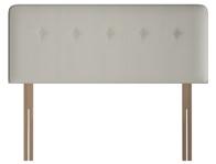 Slumberland Buttons Headboard on Legs