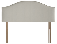 Slumberland Curve Headboard on Legs