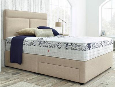buy popular 75b65 3703a Slumberland Gold Seal 2200 Pocket Bed at bestpricebeds.co.uk