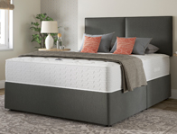 Slumberland Pure Comfort 1000 Pocket 2 Drawer Bed