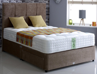 Smeaton Brothers by Healthbeds Ultimate Natural 1500 Pocket Bed