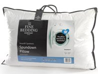 Spundown Super Quality Fibre Pillow Pair