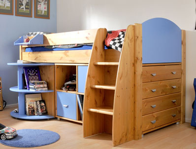 Stompa Rondo 2 Cabin Bed