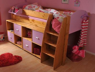 Stompa Rondo 4 Cabin Bed