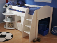 Stompa Rondo 6 Cabin Bed