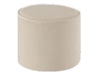 Swanglen Round pouffe