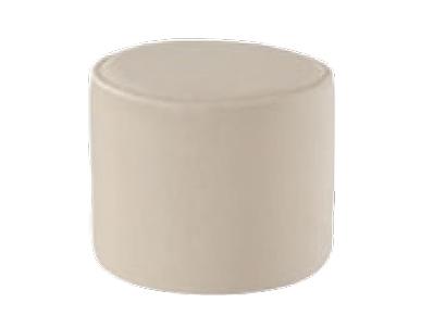 Swanglen Small Round pouffe New Fabrics