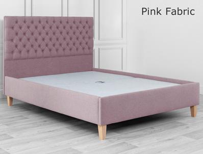 Swanglen Tiffany Fabric Bed Frame